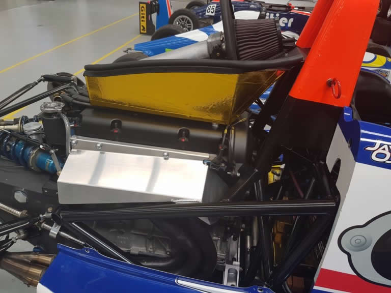 Formula Ford's Duratec Engine