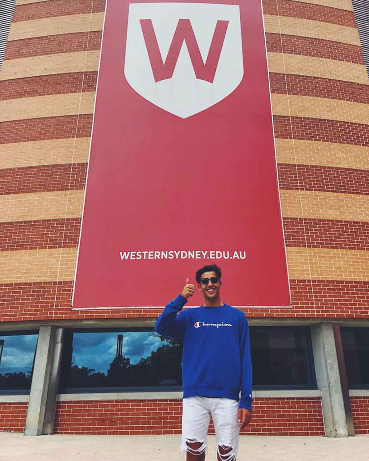 jayden ojeda at WS Uni